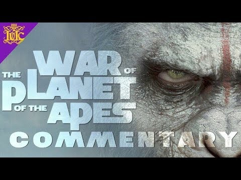 The Israelites: WAR for the Planet of the APES Commentary on the Whole Collection (ReIssue)