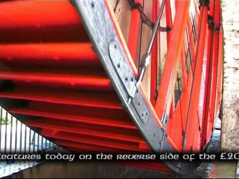 The Great Laxey Wheel - Isle of Man