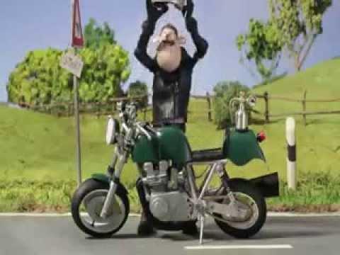 Motorrad lustig - YouTube