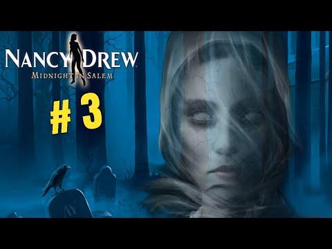Nancy Drew Midnight in Salem - IM SICK & DELIRIOUS #3