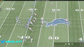 NY Giants Week 8 Film Review vs Lions