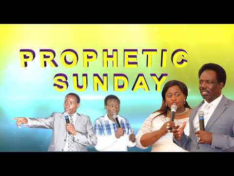 London Charis Missionary Church- 01 PROPHETIC SUNDAY 2017