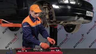 Videoveiledning for nybegynnere med de vanligste VOLVO S60 III (224)-reparasjonene