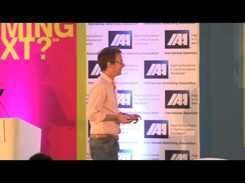 Social Brands: The Future of Marketing?   IAA Leadership Forum 2015