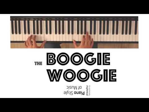 What is Boogie Woogie? Boogie Woogie Explained in 2 minutes (Music Theory)