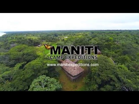 Maniti Expeditions Eco-Lodge & Tours in Iquitos, Peru - Promo Video 2