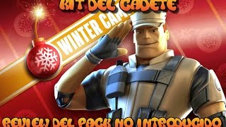 Respawnables Cadete Review El pack no introducido