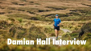 Damo Hall Interview - FKT's, The Pennine Way and Environmentalism | Kendal Mountain Festival