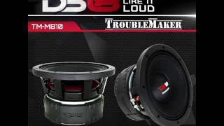 ds18 troublemaker 10 mid bass