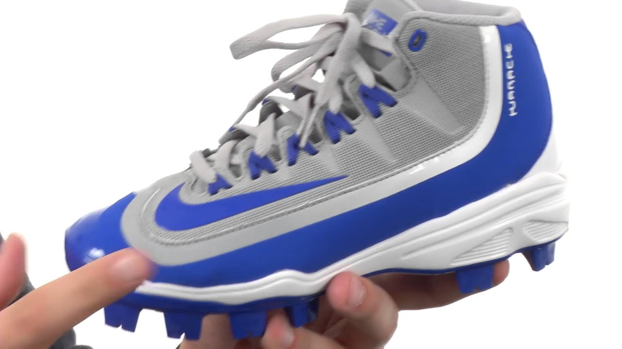 f42c9511ee0 Nike Kids Huarache 2K Filth Pro Mid Baseball (Little Kid/Big Kid)  SKU:8595955