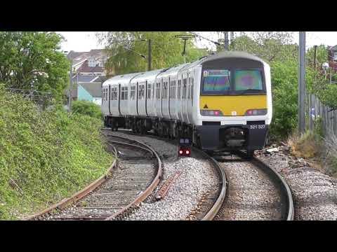 Dovercourt Station 4/5/18