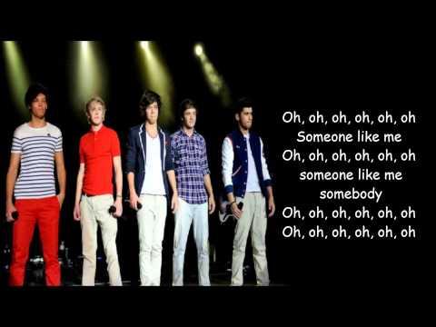 Use Somebody - One Direction ( Lyrics + Pictures )