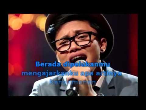 Rizky Febian - Kesempurnaan Cinta + Lirik lagu (cover)