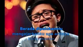 Video Rizky Febian - Kesempurnaan Cinta + Lirik lagu (cover) download MP3, 3GP, MP4, WEBM, AVI, FLV Desember 2017