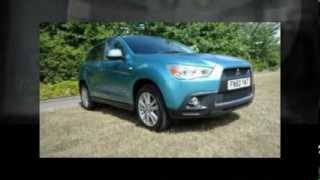 Mitsubishi ASX 1.8 Diesel 3 ClearTec 5 door Auto Start/Stop For sale in Leeds, West Yorkshire