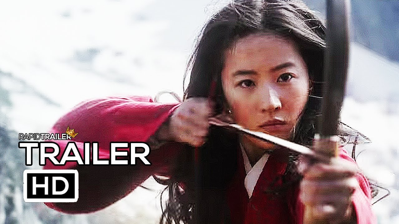 The first trailer for the live-action remake of Disney's 'Mulan' is here