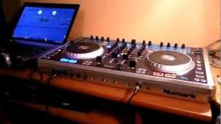 Recenzja Numark N4 - Serato DJ Intro