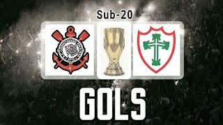 Corinthians 2-1 Portuguesa ( Paulistão Sub-20 )
