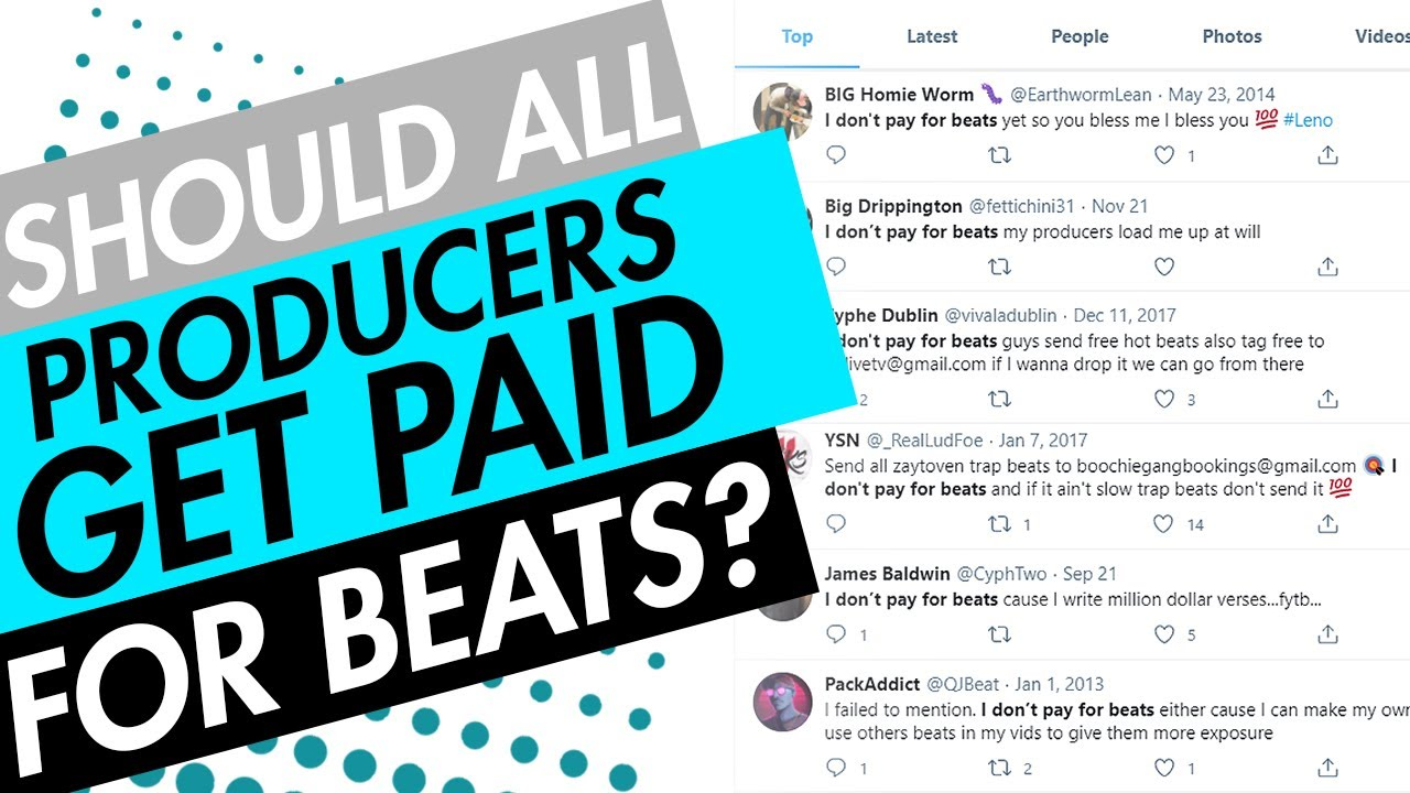Should Beats Be Free? Selling Beats is Dead Pt. 3 (MEC Podcast)