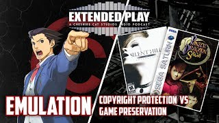Nintendo Kills Emulation Sites: Copyright vs Video Game Preservation