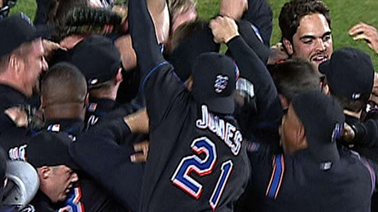 2000NLCS Gm5: Mets advance to the 2000 World Series