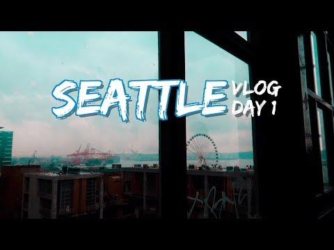 Pikes Market, Chihuly Garden and Glass, Columbia Tower [70]  | Seattle Trip | Travel Vlog