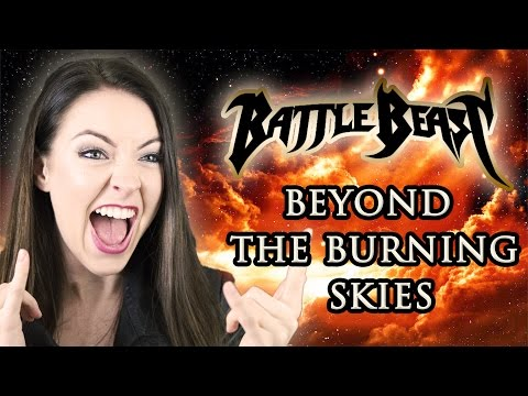 Battle Beast - Beyond The Burning Skies 🔥 (Cover by Minniva featuring Quentin Cornet)