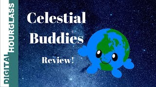 REVIEW Best planet plushies Celestial Buddies