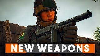 أسلحة جديدة هنا! المدمر + أكثر! ► المعركة 1 (قد أسلحة خلق تحديث)