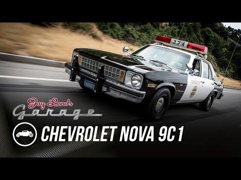 1978 Chevrolet Nova 9C1 – Jay Leno's Garage