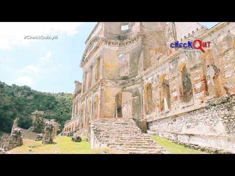 #Checkout | Palais Sans Souci | Milot | Haiti