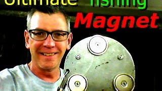 How to build the Ultimate Fishing Magnet