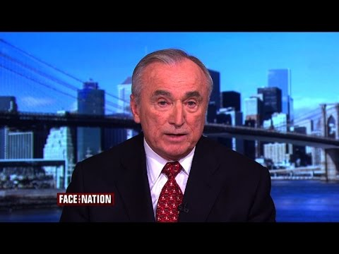 NYPD commissioner: Department reviewing Eric Garner case