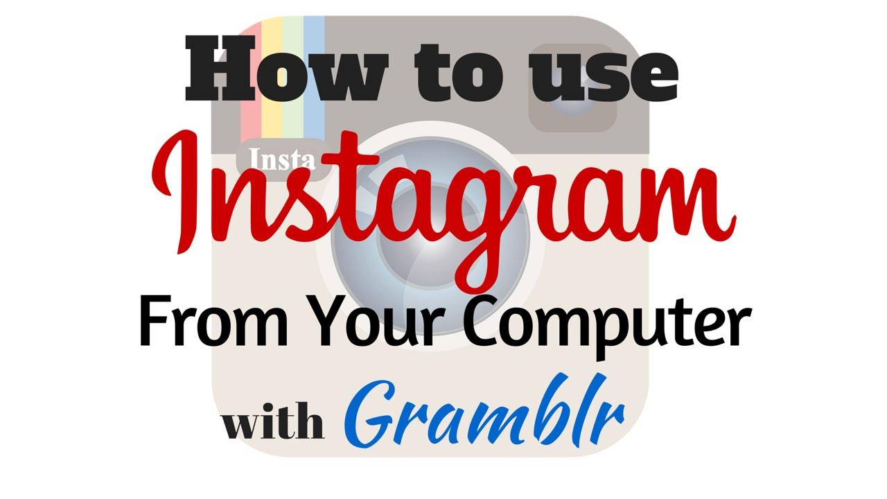 Hướng dẫn sử dụng Instagram trên máy tính - Quantrimang com
