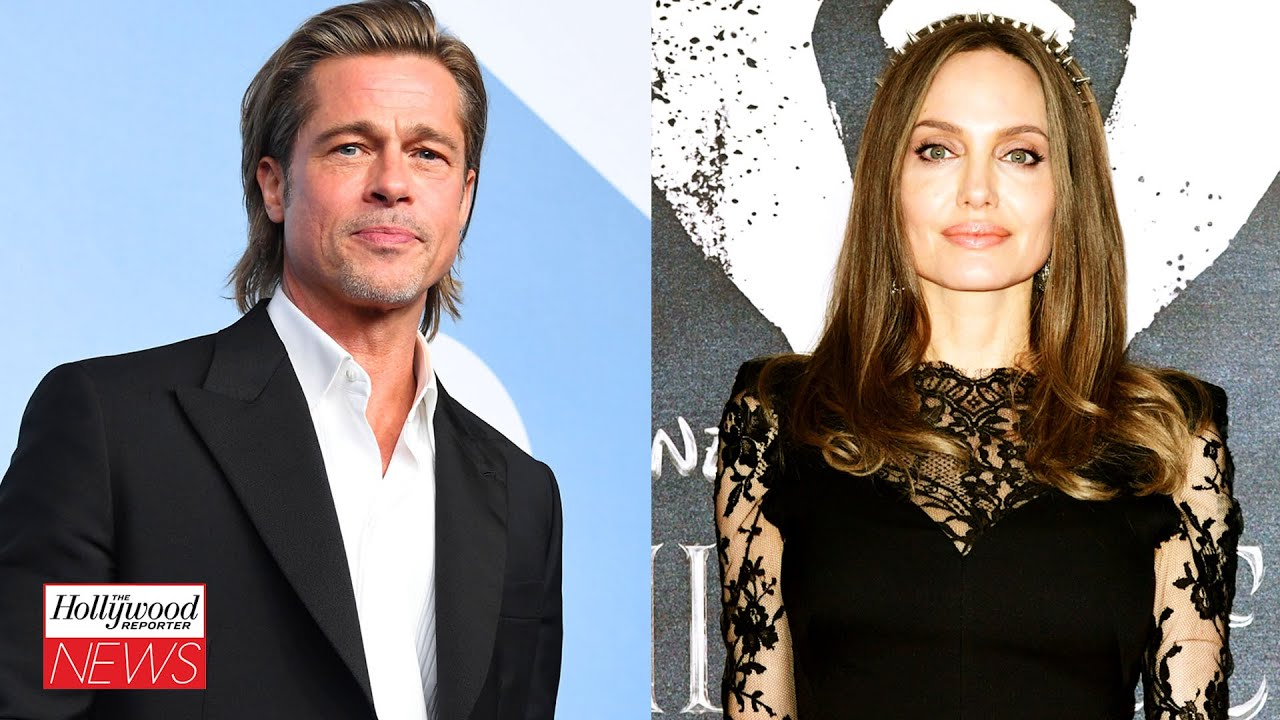 Angelina Jolie Scores Major Victory In Divorce Case With Brad Pitt I THR News