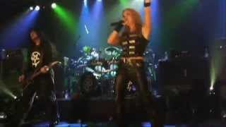 Arch enemy dead eyes see no future live in london 2004 angela gossow cam youtube - Arch enemy diva satanica ...