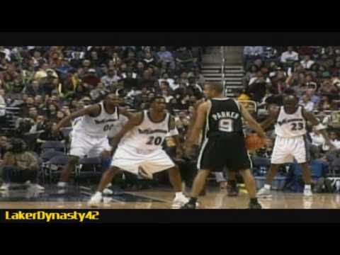 2002-03 San Antonio Spurs Championship Season Part 1/4