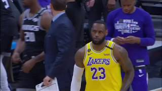 Sacramento Kings vs Los Angeles Lakers | February 1, 2020