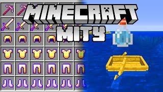 3 Popularne MITY Od WIDZÓW w Minecraft!
