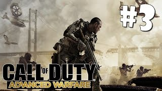 Call Of Duty: Advanced Warfare - Прохождение #3 (FullHD/60 FPS)