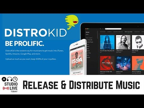 Distrokid Deep Dive - Release, distribute and manage your music Mp3