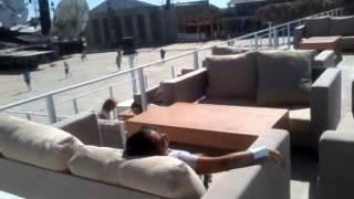 Главная сцена и бар Казантипа(Здесь депозит 7 тыс. у.е. Видео представлено сайтом http://turizmap.ru/, 2013-09-15T09:43:03.000Z)
