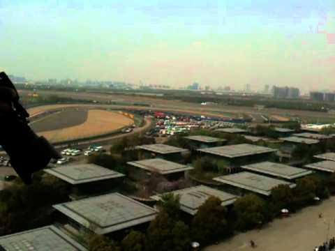 2011 Shanghai Grand Prix Race Start