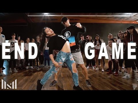 END GAME  Taylor Swift ft Ed Sheeran Dance  Matt Steffanina ft Trinity