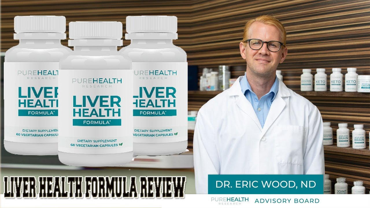 Liver Health Formula Review (Pure Health Research) - Must Watch This Before Buying ! - YouTube