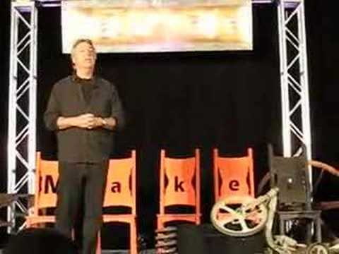 MacGyver Creator at Maker Faire 2/4