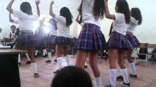 Repeat youtube video baile Colegialas eloy 2014
