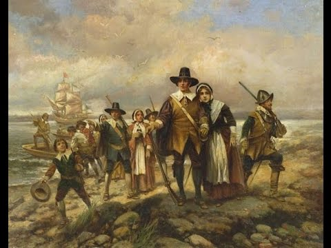 Image result for when did the pilgrims land in plymouth massachusetts