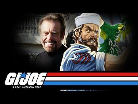 G.I. Joe's Shipwreck: Voice Actor Promo (Neil Ross)