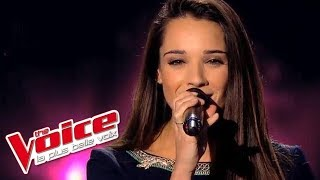 Katy Perry – Roar | Noémie Garcia | The Voice France 2014 | Blind Audition